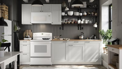 KNOXHULT complete unit kitchens