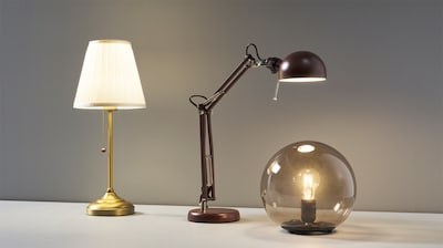 Lamps & light fixtures