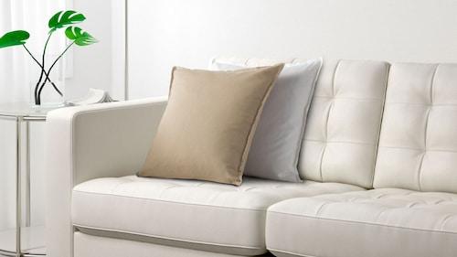 2-местные диваны из комбинированной кожи