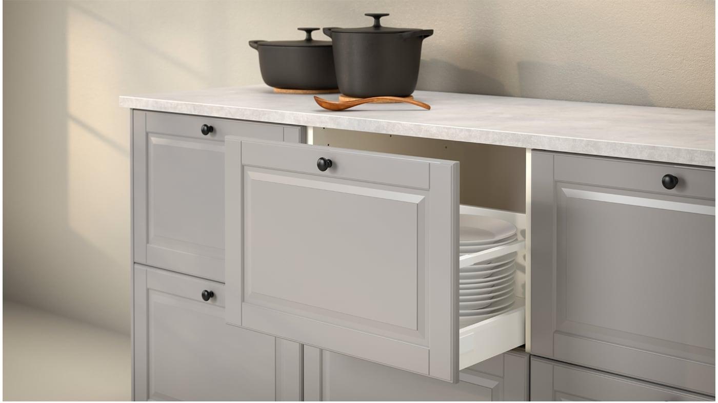 Schranke Fronten Fur Deine Metod Kuche Ikea Deutschland