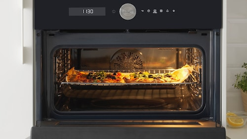 Microwave combi ovens