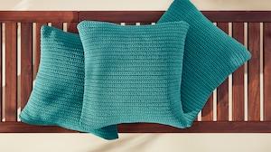 Ukrasni jastuci za vanjski namještaj