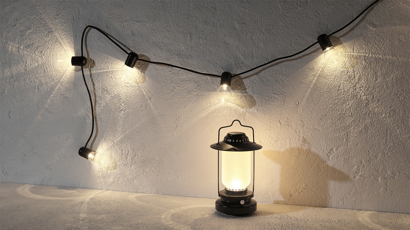 Outdoor Lighting - IKEA