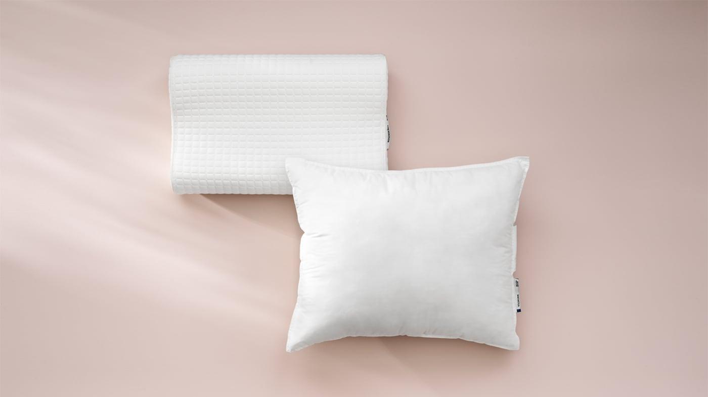 Ikea Knavel King Pillow Softer Feather
