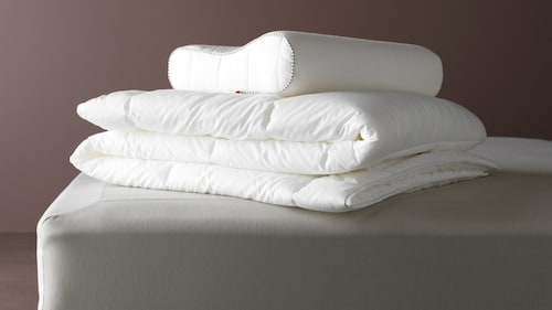 Polyester comforters