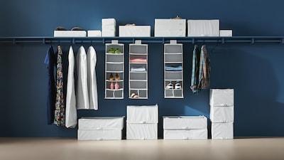 Коробки и аксессуары для хранения обуви
