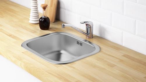 KNOXHULT/クノックスフルトキッチン用水栓&シンク