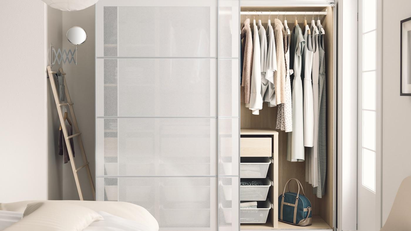 Garderober i många olika stilar IKEA