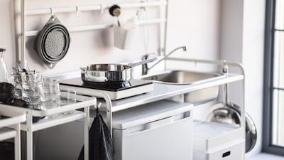 Unit dapur lengkap SUNNERSTA