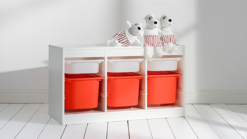 Speelgoedopbergers
