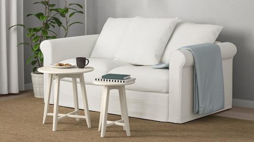 2er-Sofas, Textil