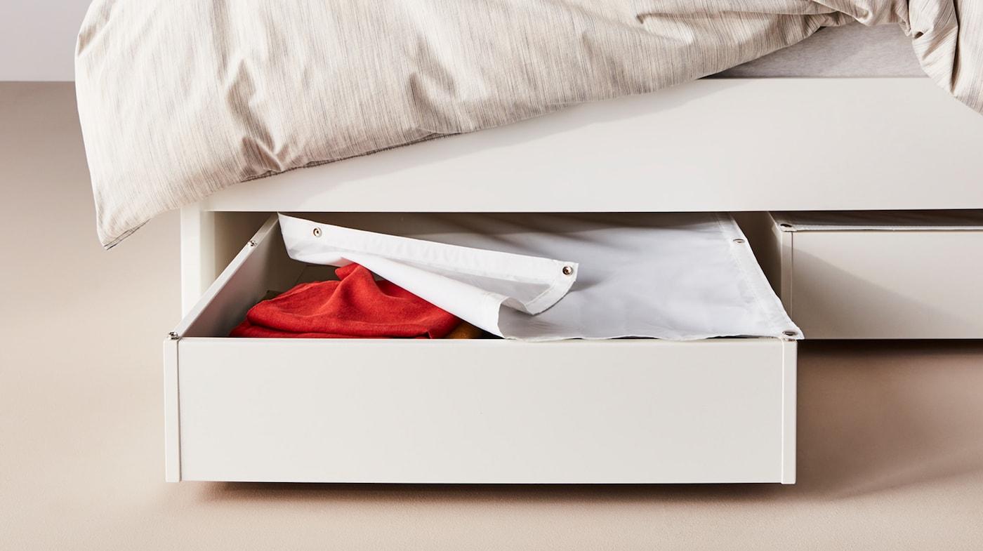 Bettkasten Unterbettboxen Kaufen Ikea Osterreich