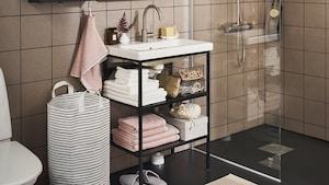 ENHET módulos para o baño