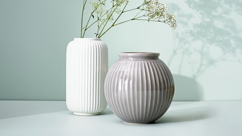 Vases Buy Blue Glass Vase Online At Affordable Price In India Ikea