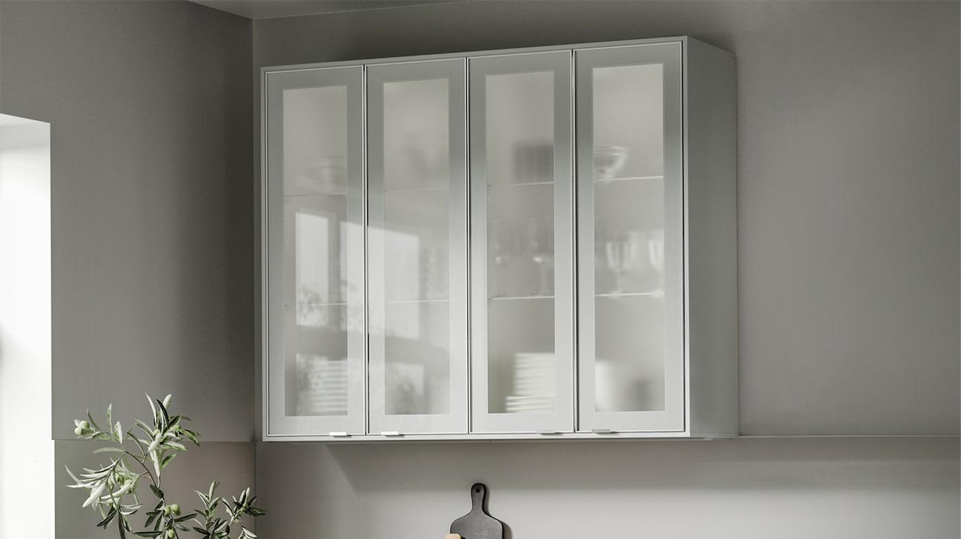 Hangeschranke Oberschranke Fur Die Kuche Ikea Osterreich