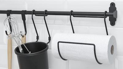Кухонные настенные модули для хранения